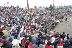 March 11 Anniversary Rally in Koriyama City, Fukushima Prefecture